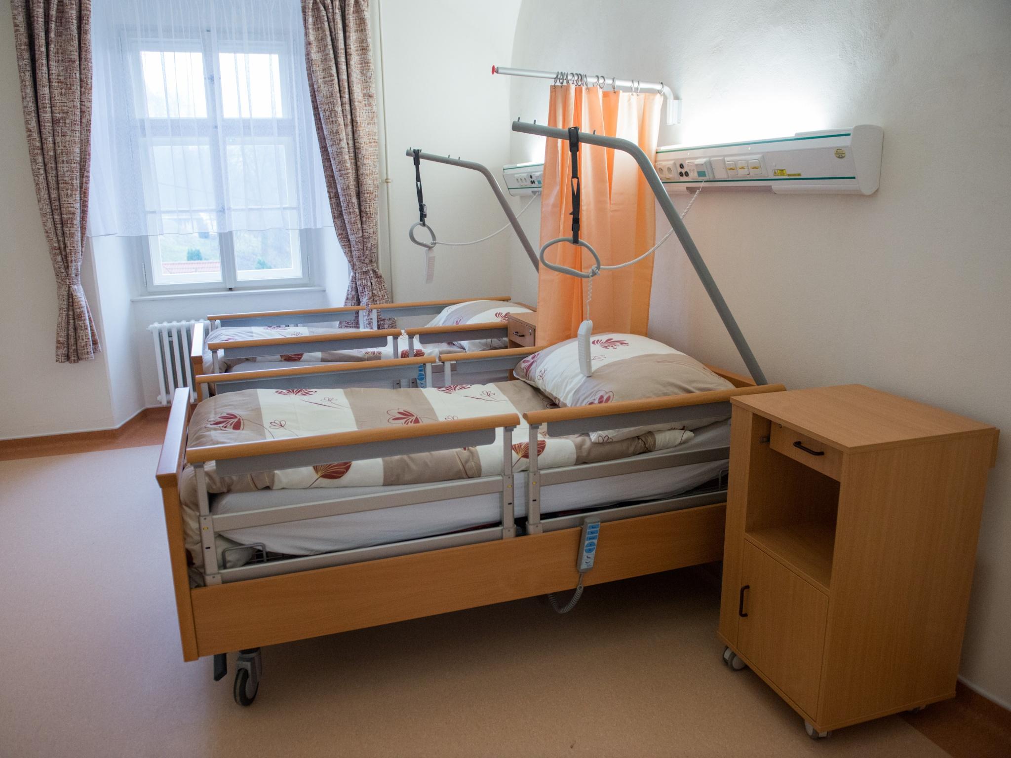 V letovické nemocnici otevřeli nové oddělení s deseti lůžky