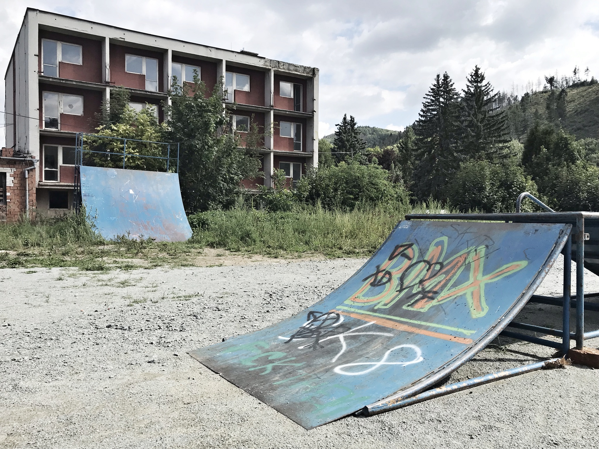 Pokroku by se konečně mohl dočkat projekt skateparku, který město chystá již přes 15 let