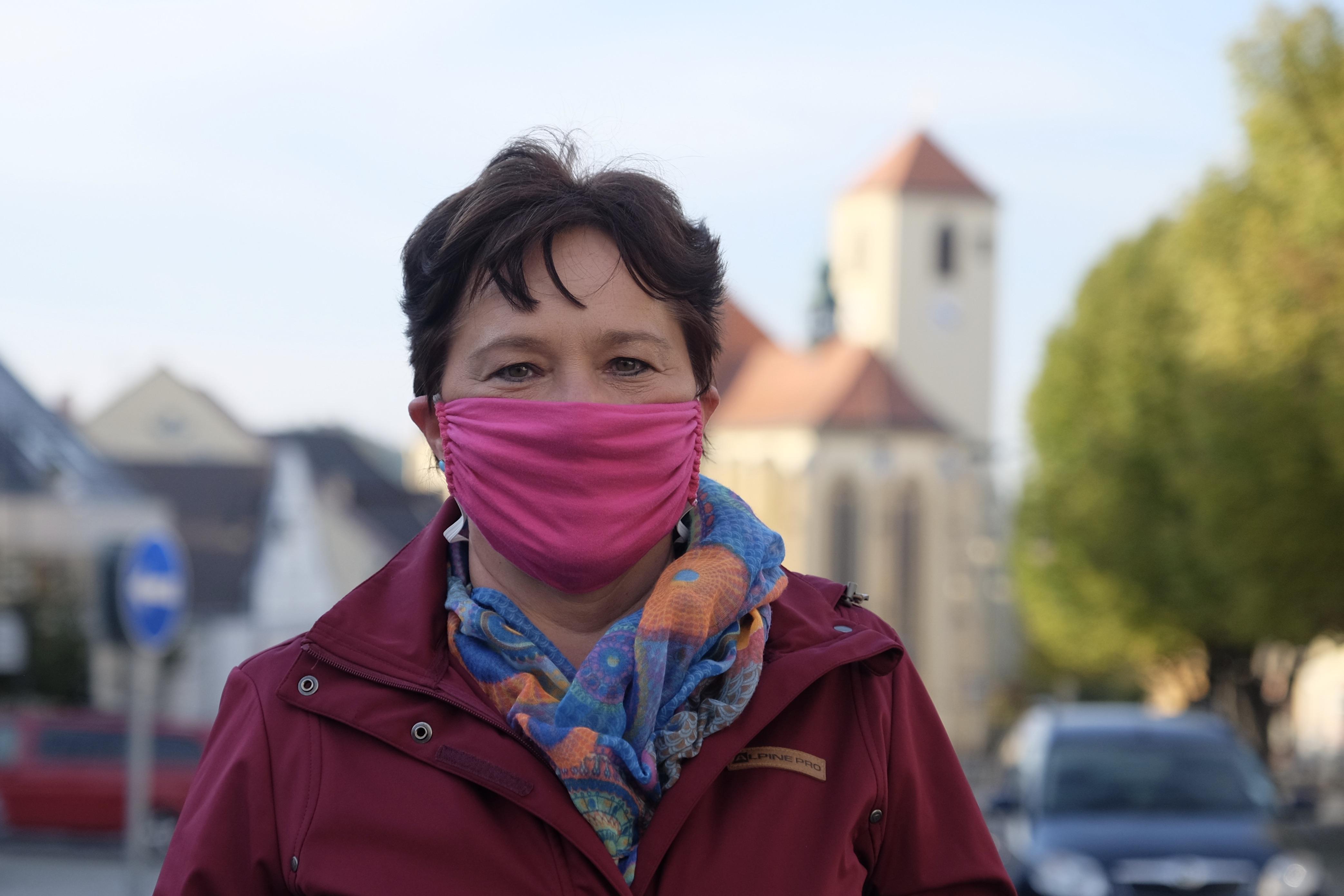 Marie Sáňková, ředitelka Městské správy sociálních služeb