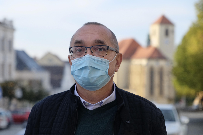 Dan Štěpánský, jednatel boskovické nemocnice