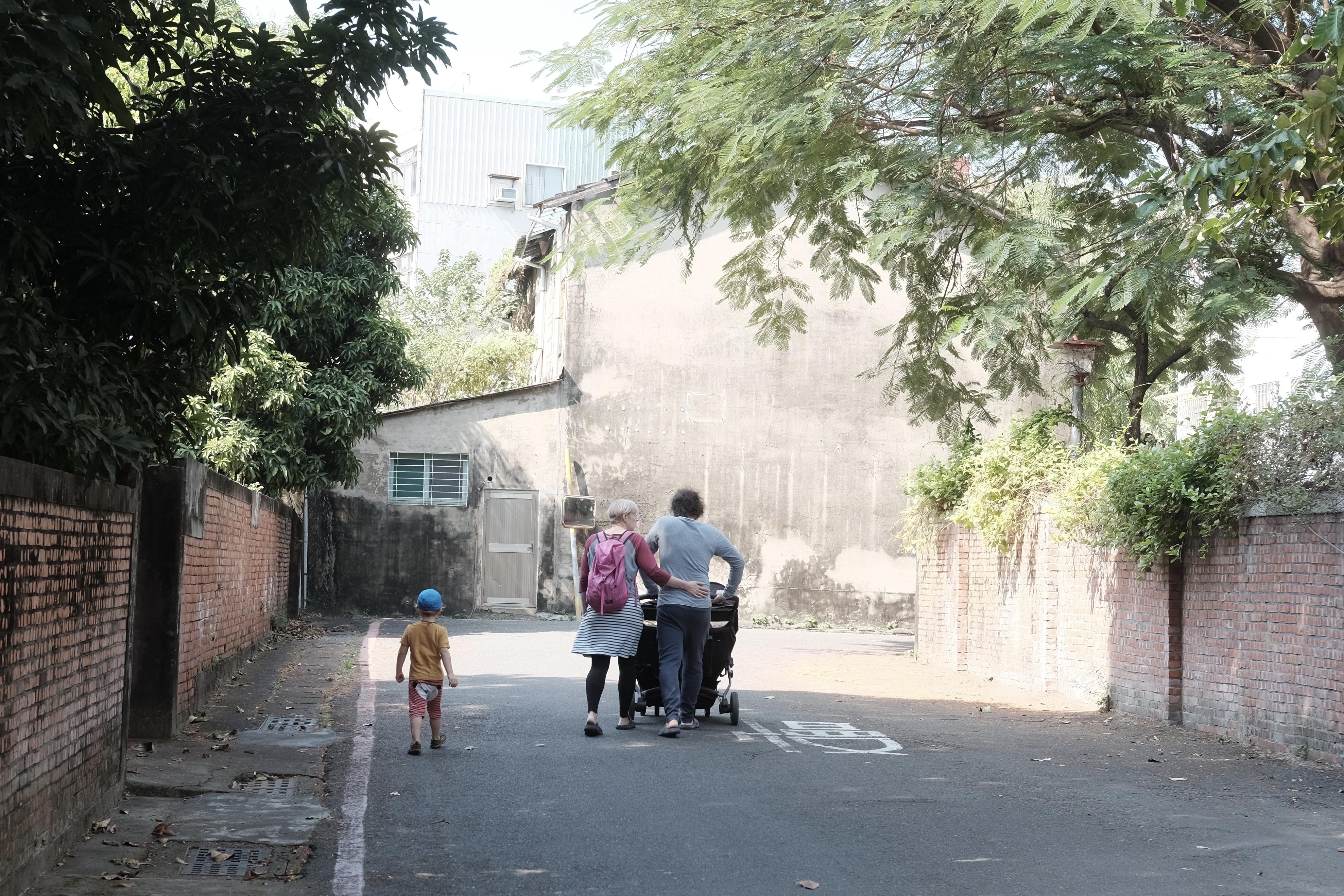 Ondřej Dostál žil na Tchaj-wanu 15 měsíců scelou rodinou
