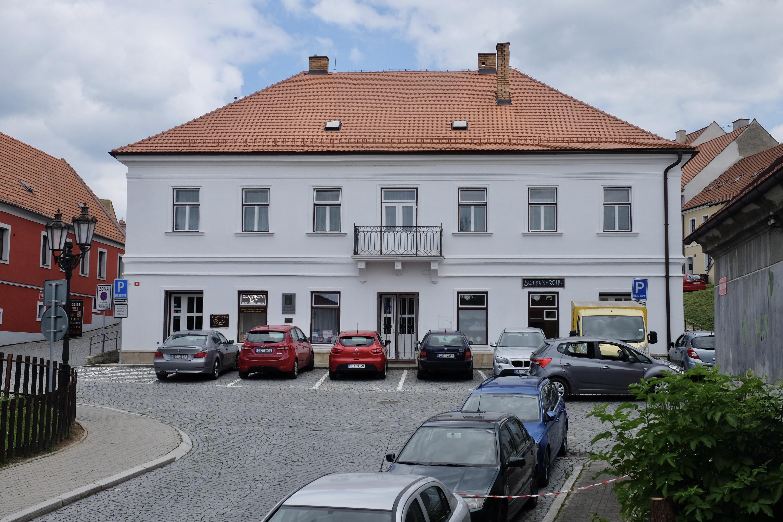 Rodný dům Hermanna Ungara