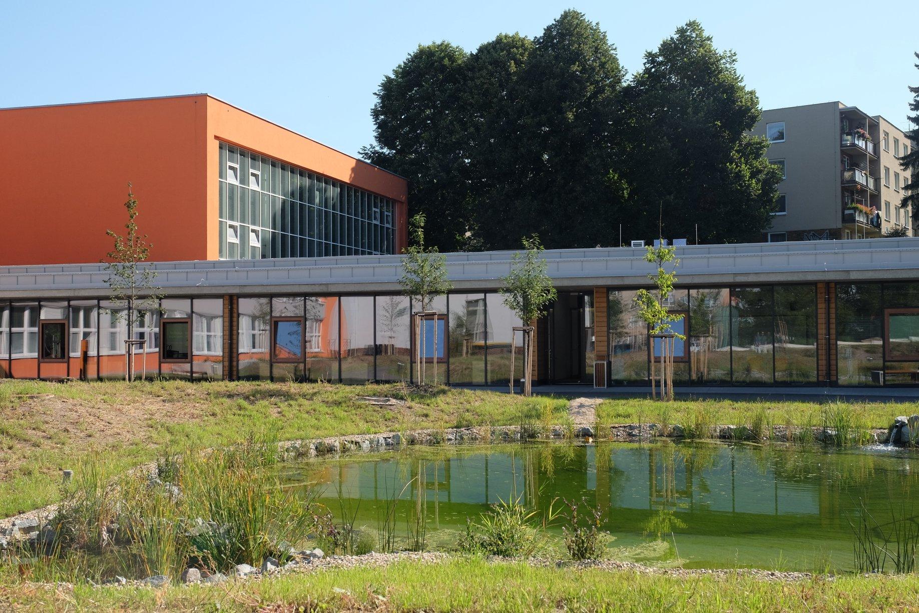 Centrum polytechnické výchovy, které na Bílkově ulici vzniklo prakticky během jednoho volebního období