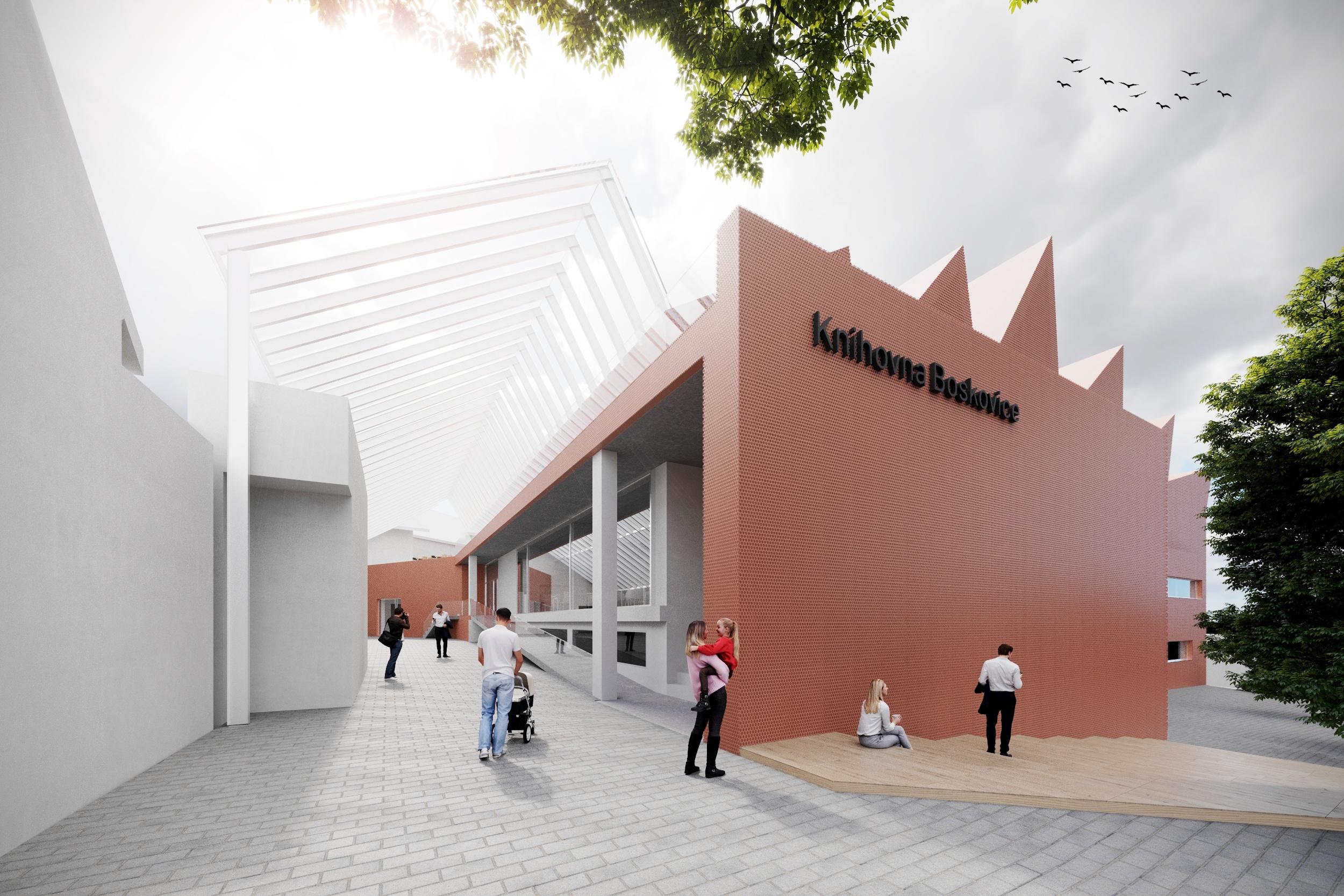 Aktuální vizualizace nové knihovny