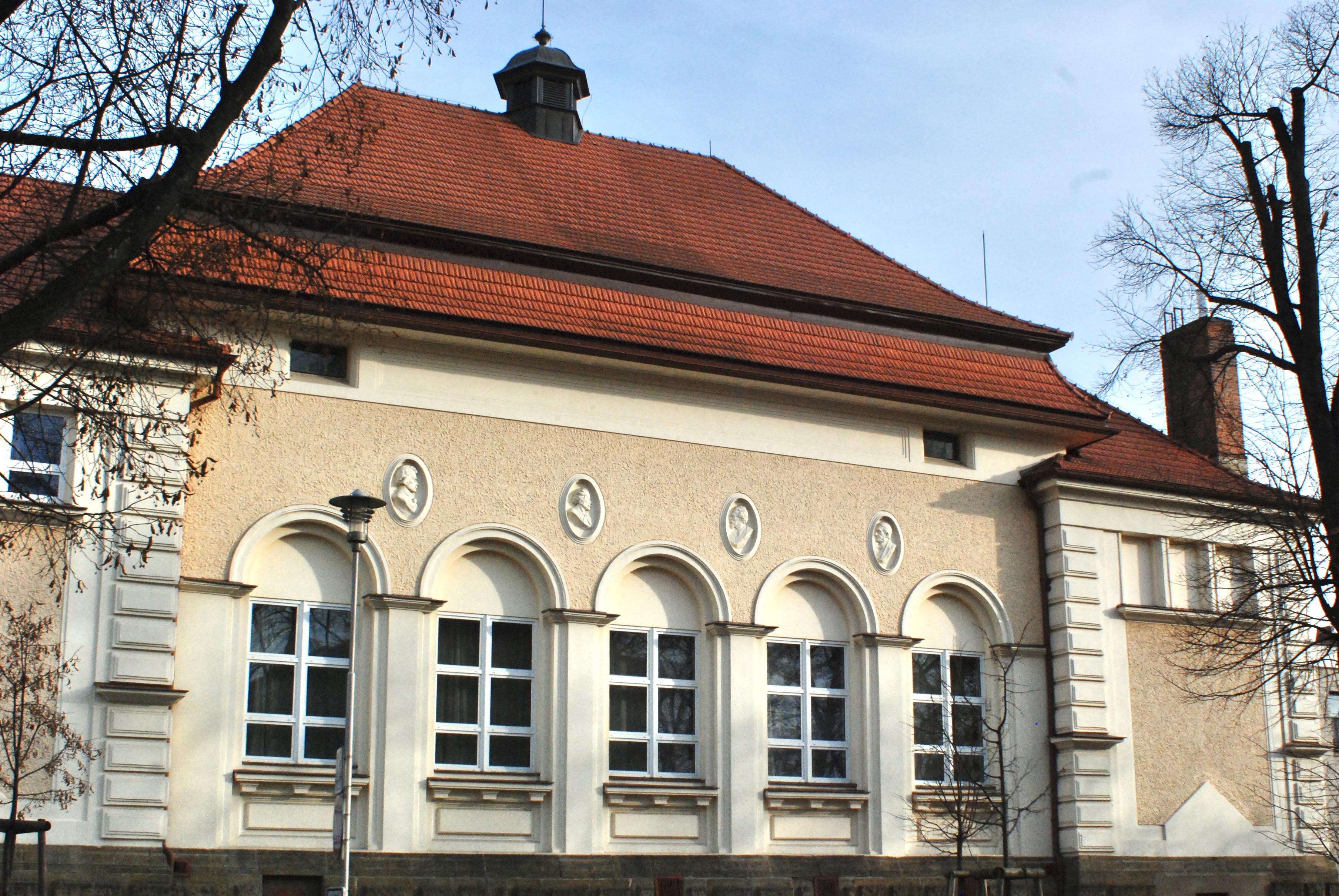 Sokolovna, budoucí kulturní středisko?