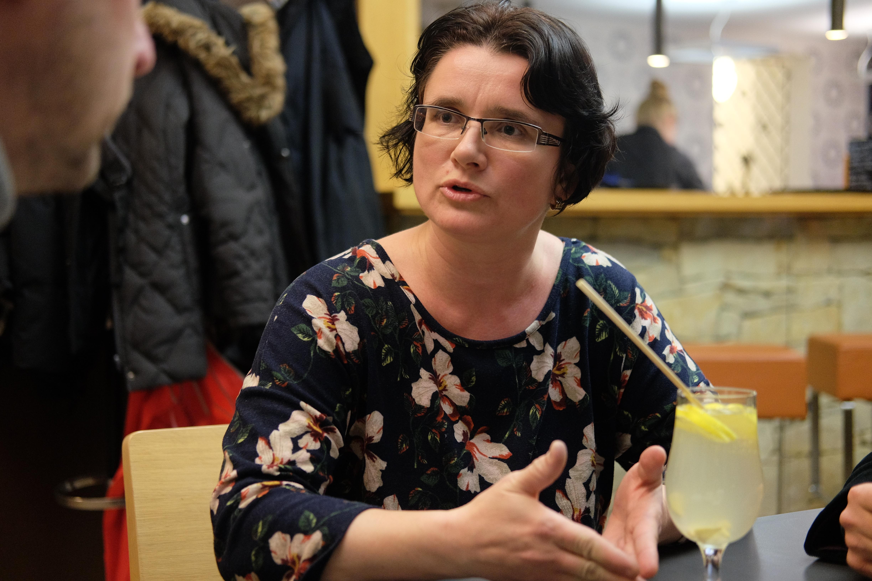 Výtvarnice Magdalena Chumchalová