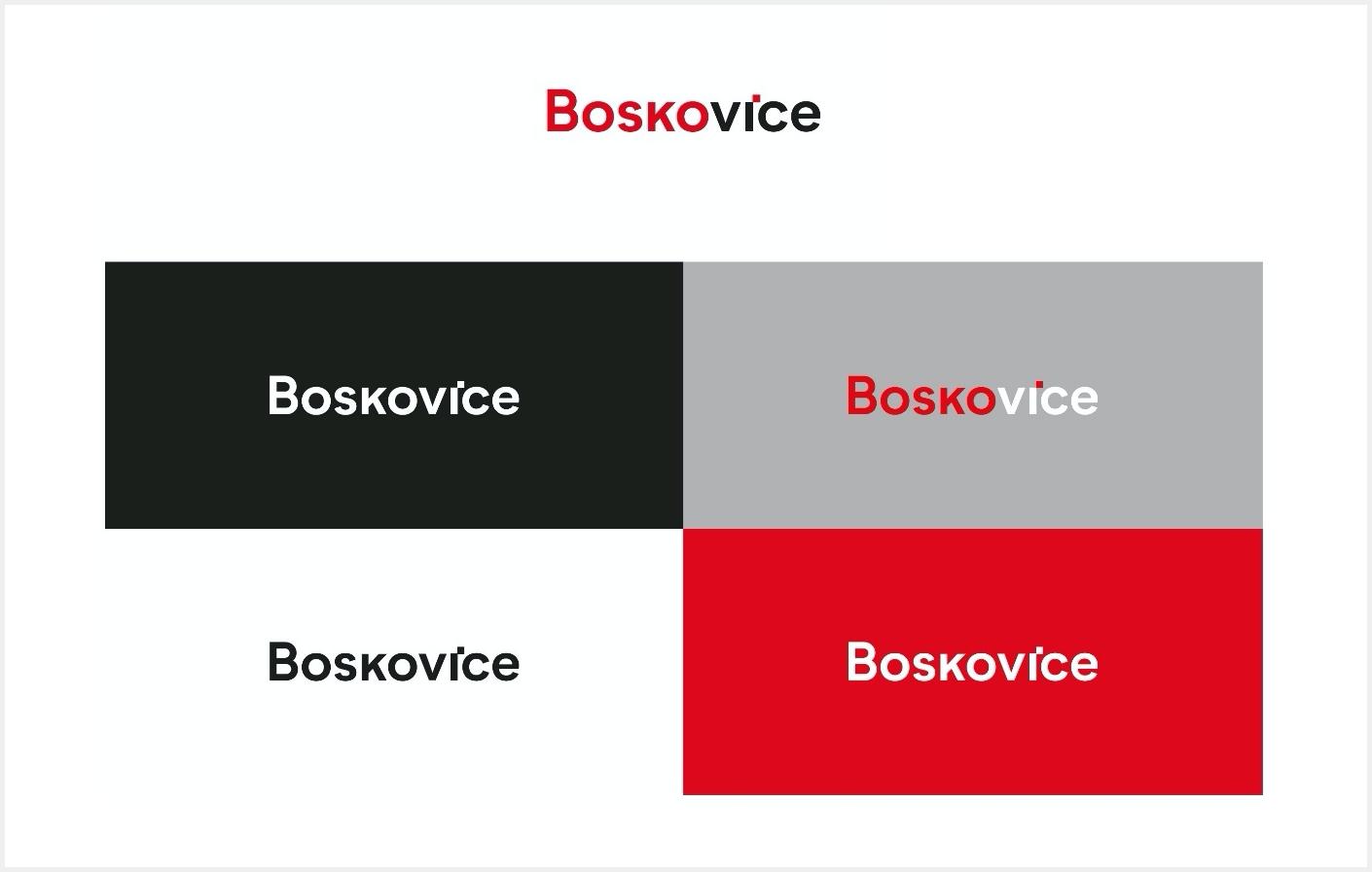 Návrh nového loga Boskovic