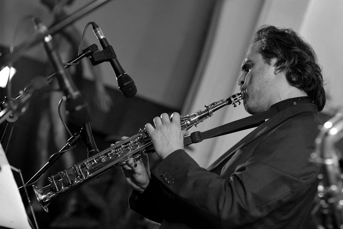 Saxofonista Fabio Delvo zahraje v boskovické synagoze