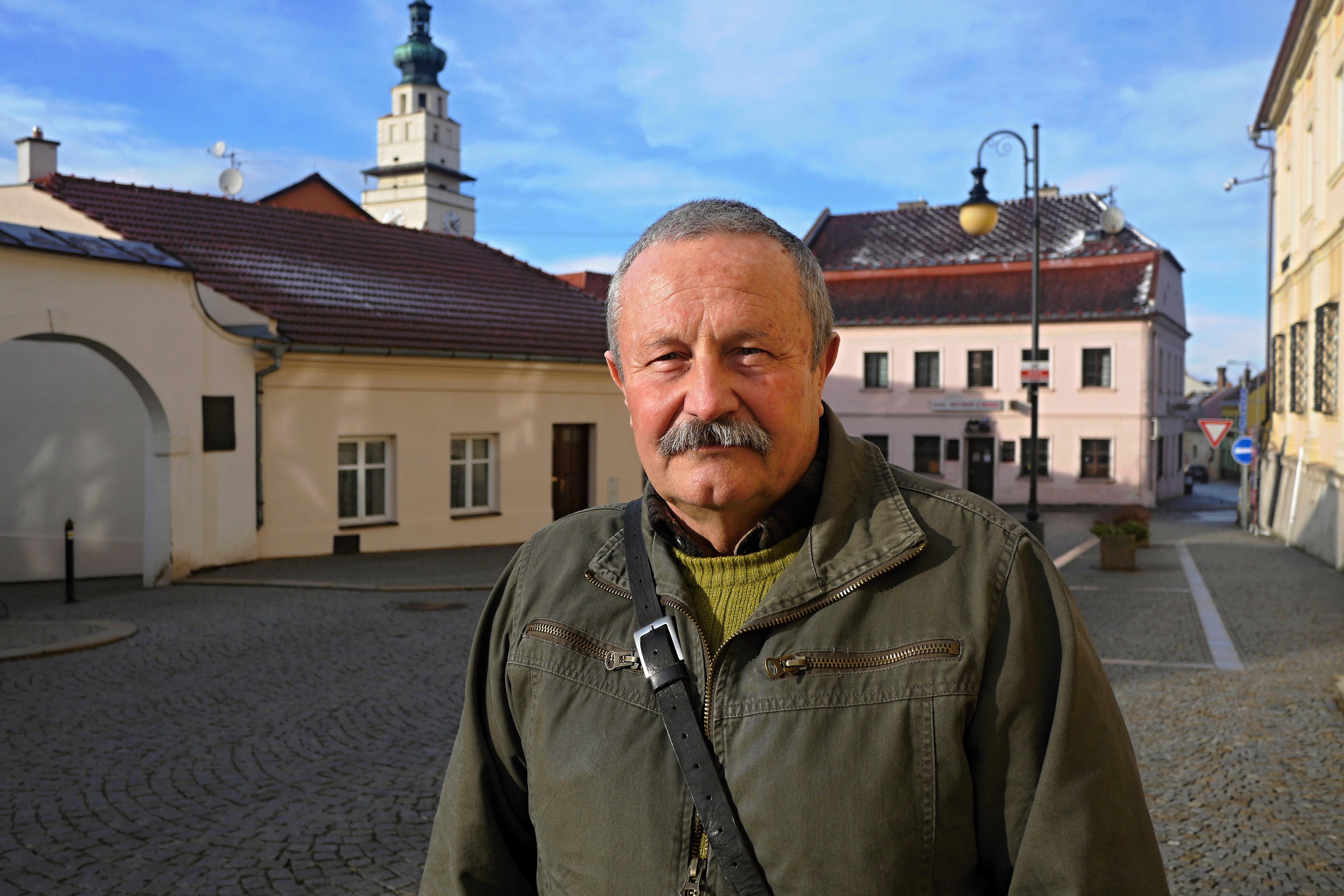 Antonín Štrof