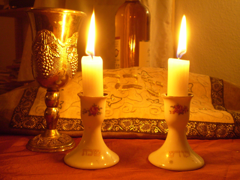Šabatové svíce